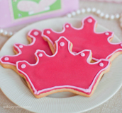 Iced Sugar Cookies Special Shape