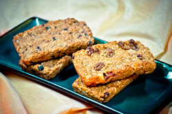 Granola Bars- Cranberry, Almonds & Chocolate