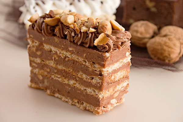 Snickers Pastry
