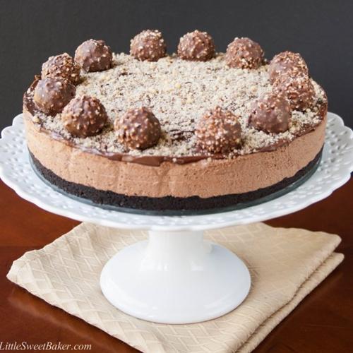 Rochers Cake