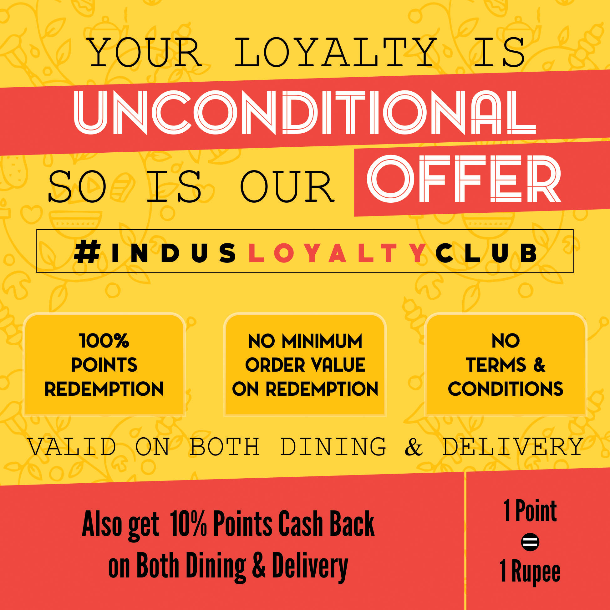 Indus Flavour, Awesome Dine-In, Express Delivery, GTB Nagar