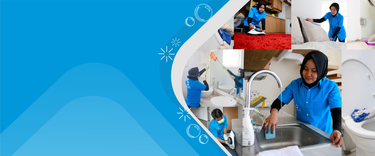 okhome cleaning banner