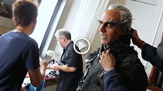 The Making of Akshay Kumar's Look in #2Point0