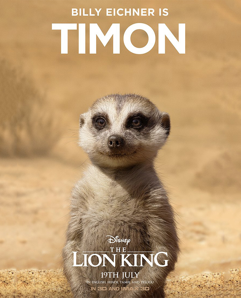 The Lion King Poster