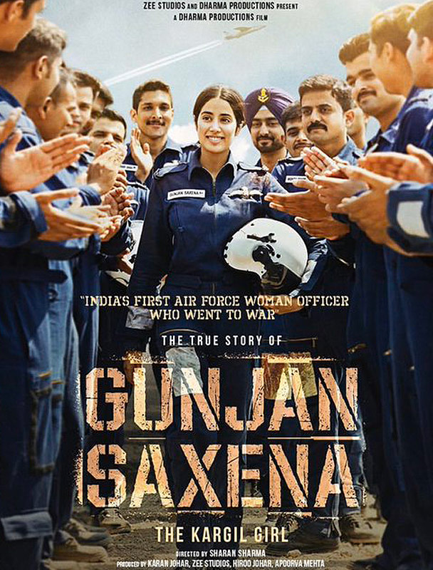 Gunjan Saxena The Kargil Girl Movie Apr 2020 Trailer Star Cast Release Date Paytm Com