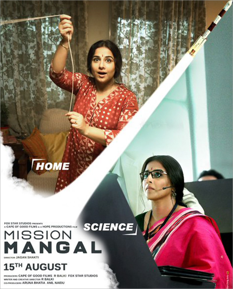Mission Mangal Poster