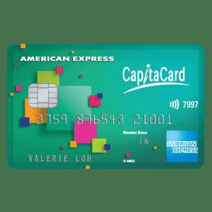 AMEX CapitaCard
