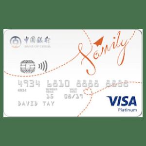 BOC Family Card