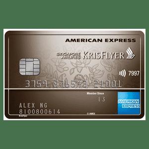 AMEX KrisFlyer Ascend Card