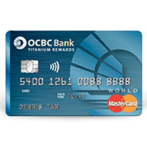 OCBC Titanium Rewards Card