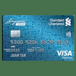 SCB Singpost/Spree Card
