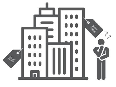 Kantor disewakan Building Options 2