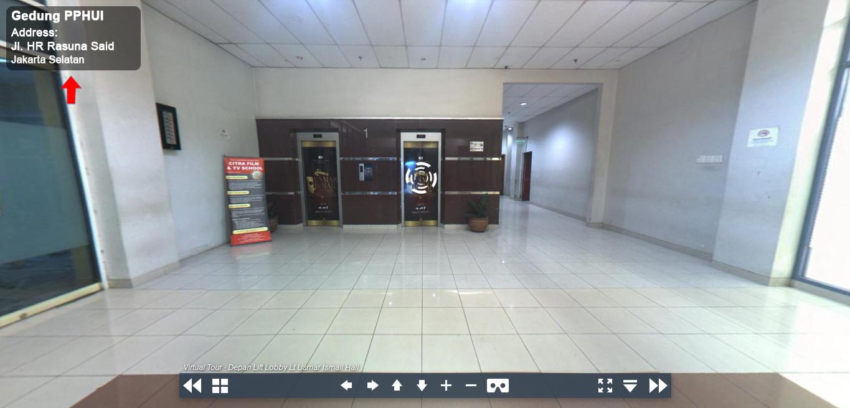 Sewa Kantor Gedung Gedung PPHUI Jakarta Selatan Setiabudi Kuningan Jakarta Virtual Reality