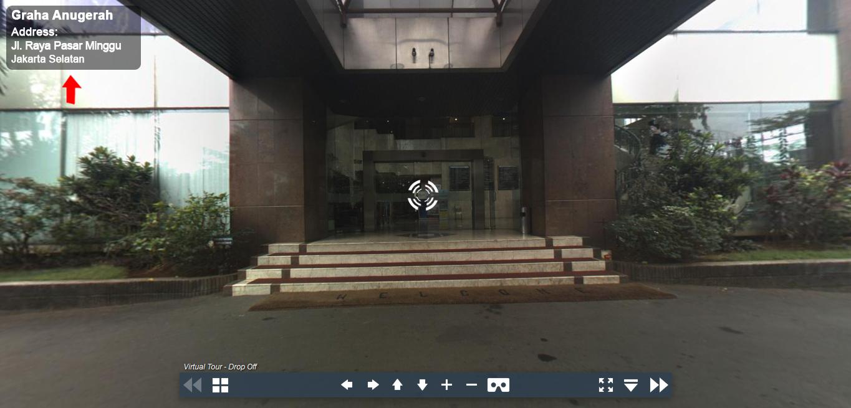 Sewa Kantor Gedung Graha Anugerah Jakarta Selatan Pancoran  Jakarta Virtual Reality