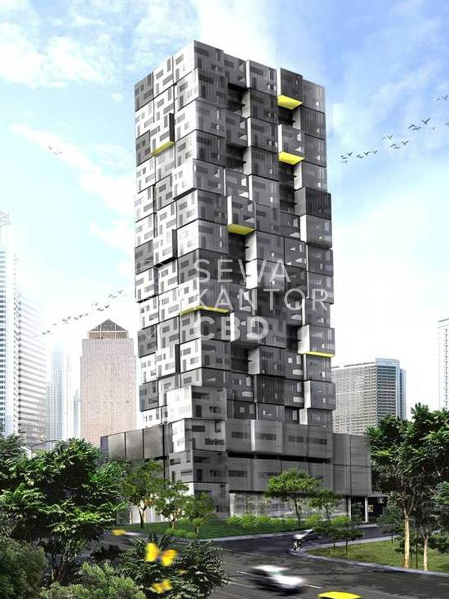 Sewa kantor jakarta box tower jakarta pusat office for Tower house design