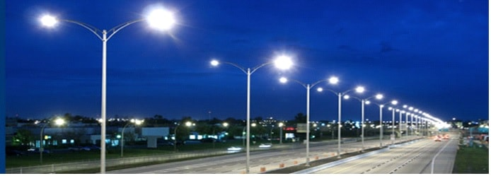 IOT Based Street Light Control
