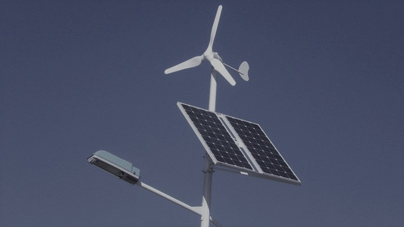Smart Street Lighting System Using Renewable Energy Resources