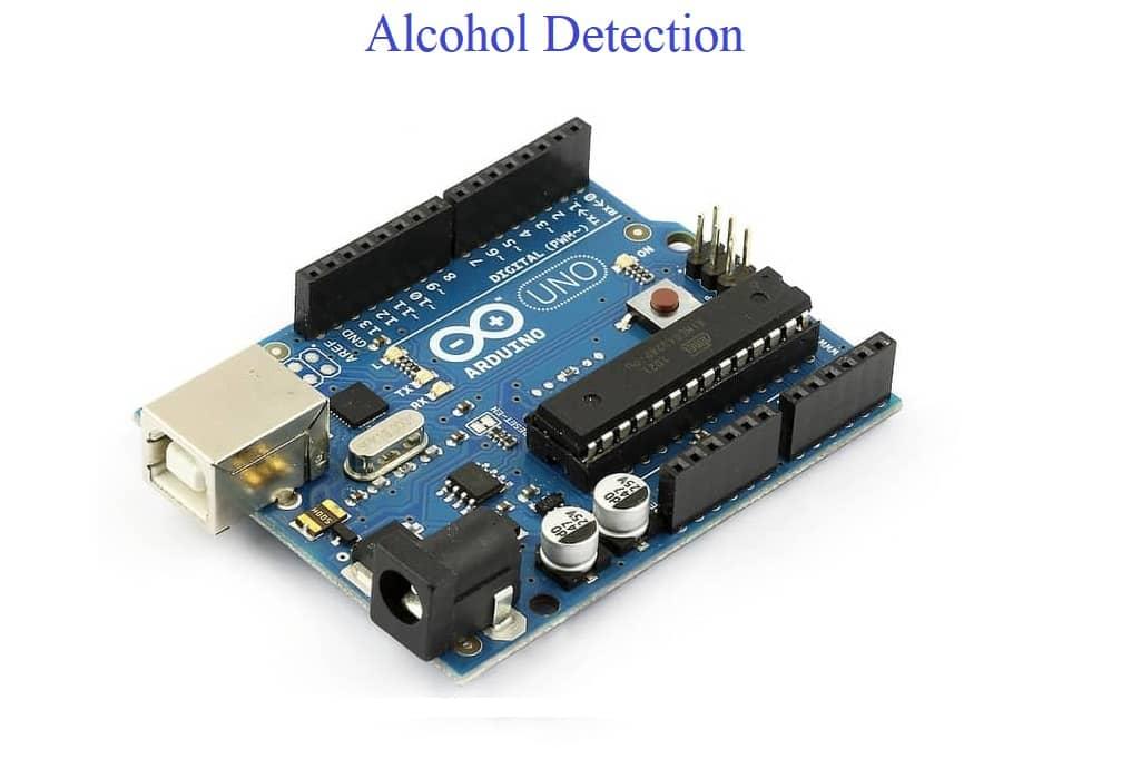 Alcohol Detection