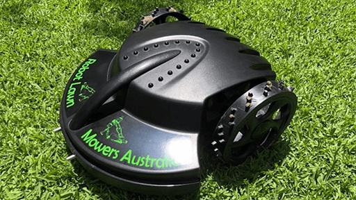 Automated Solar Grass Cutter