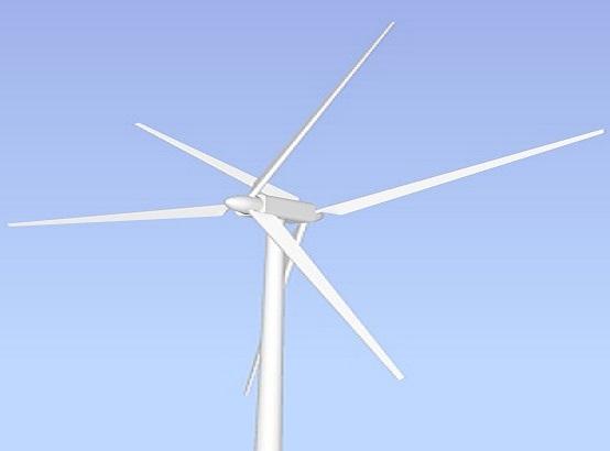 dual-wind-turbine
