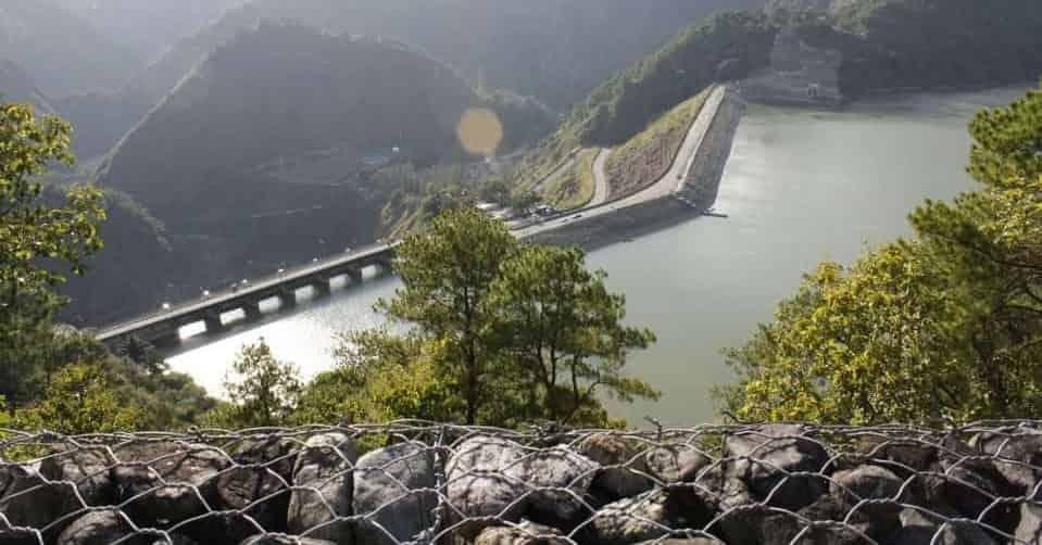 IoT based Dam Water Monitoring