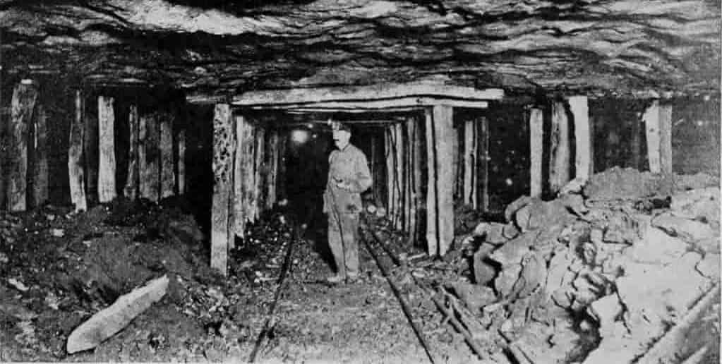 IoT based Human Safety System for Coal Mines