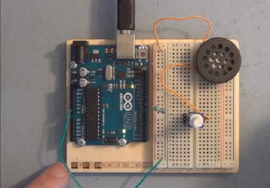Making-Music-Using-Arduino
