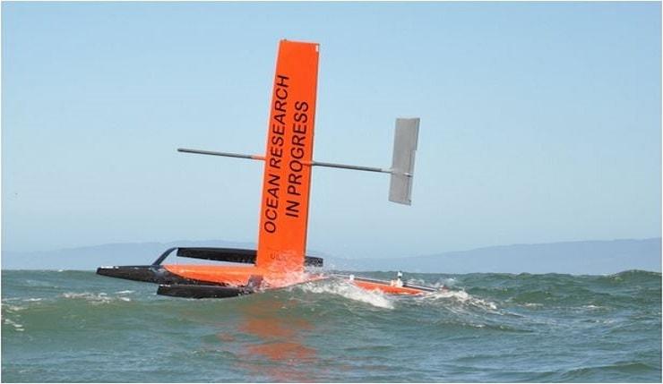 Ocean Drone