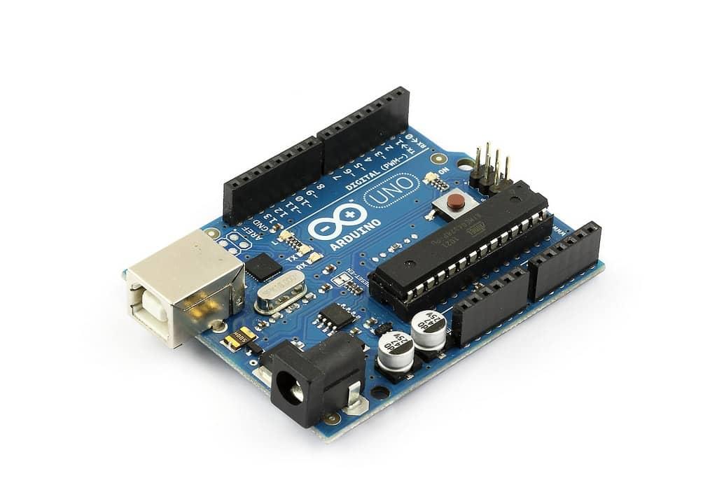 Program To Micro controller Using Arduino Uno Board