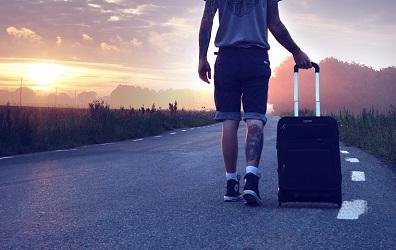 Robotic Suitcase
