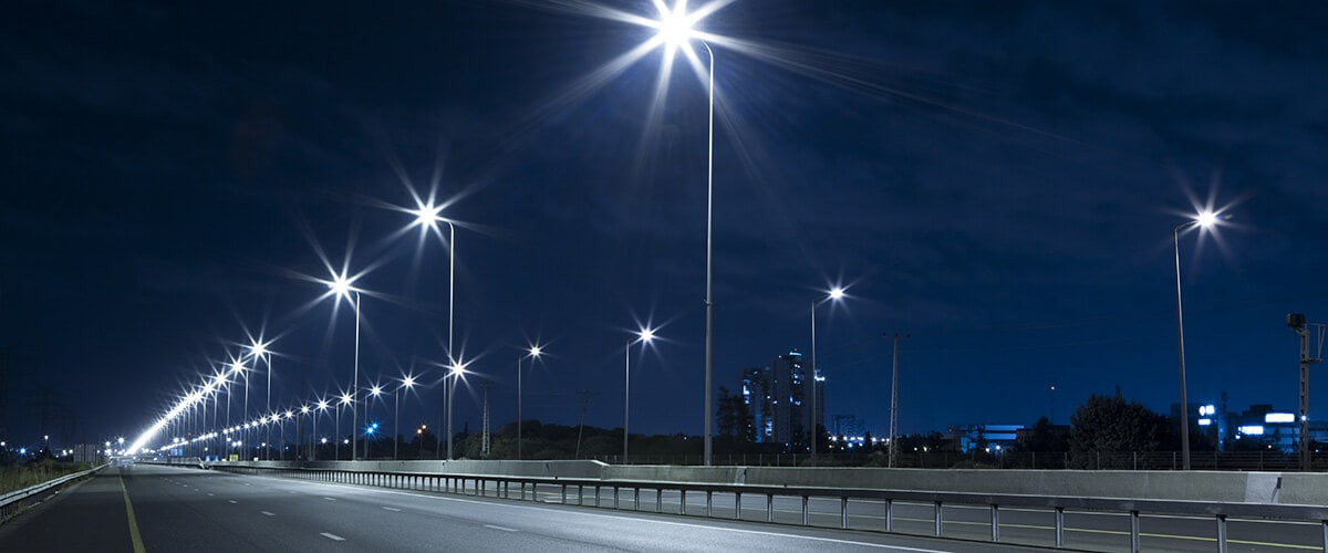 Vehicle based Intensity controlled Street lighting System