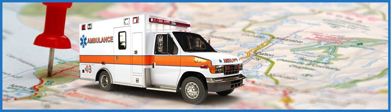 GPS Ambulance Tracker