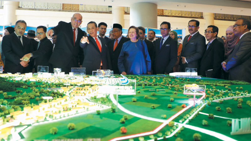 Malaysia Vision Valley 2 0 To Take Off With High Tech Industrial