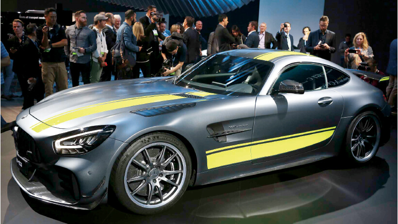 Best Cars From La Auto Show The Edge Markets
