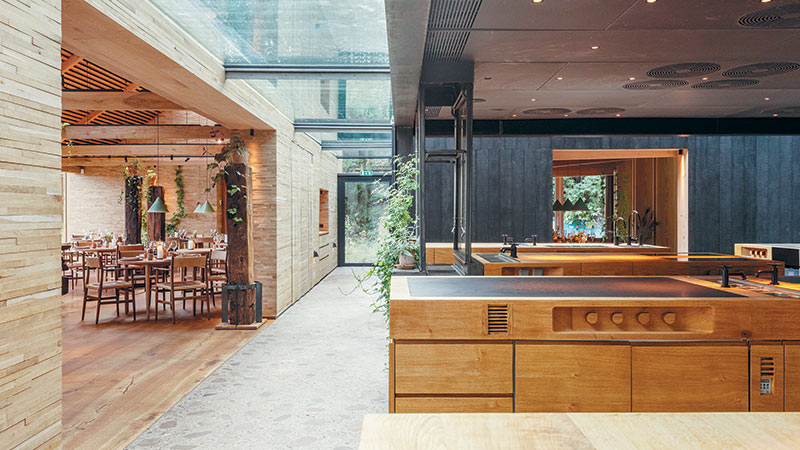Design Works A New Dining Experience At Noma In Copenhagen The