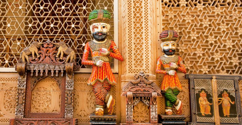 Rajasthan Wood Work Souvenirs