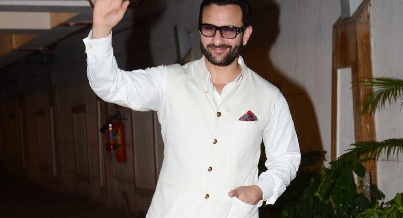 Saif Ali Khan Birthday Outfit