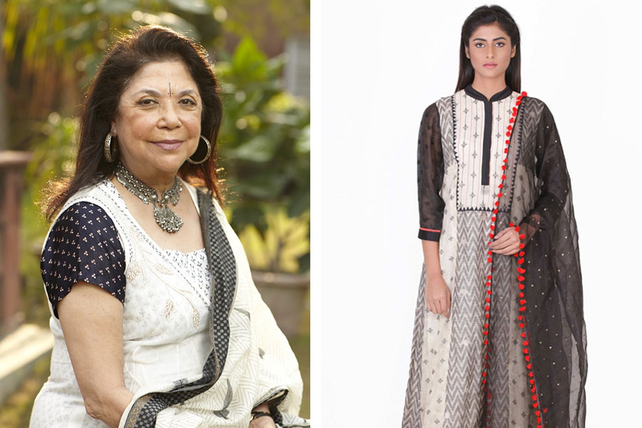 62bbe798db2 Indian Designers Who Use Indian Textiles and Techniques
