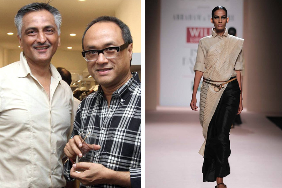 Indian Designers Who Use Indian Textiles And Techniques The Ethnic Soul