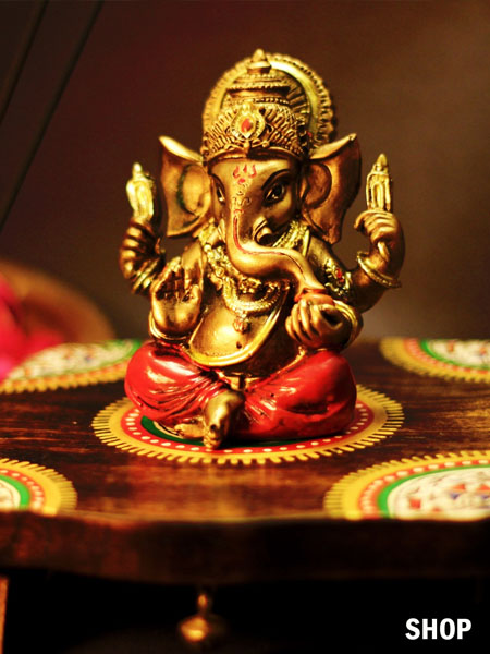 10 Ways To Invite Lord Ganesha Home This Chaturthi | The Ethnic Soul