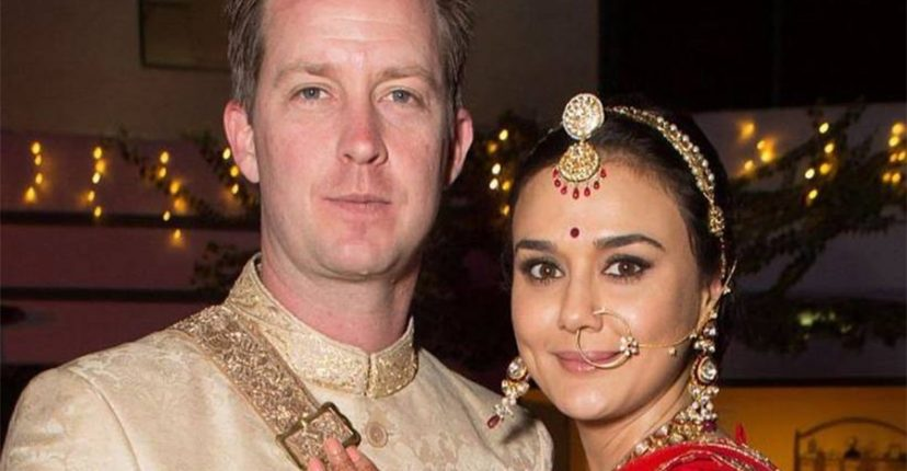 Preity Zinta Wedding Photos