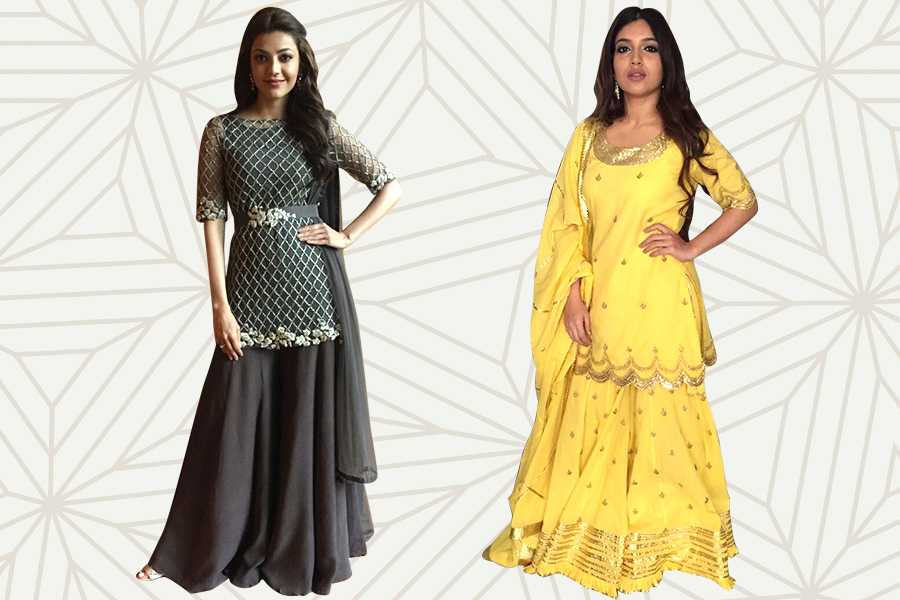 5 Sharara Dress Designs That Must Be In Your Wardrobe ...
