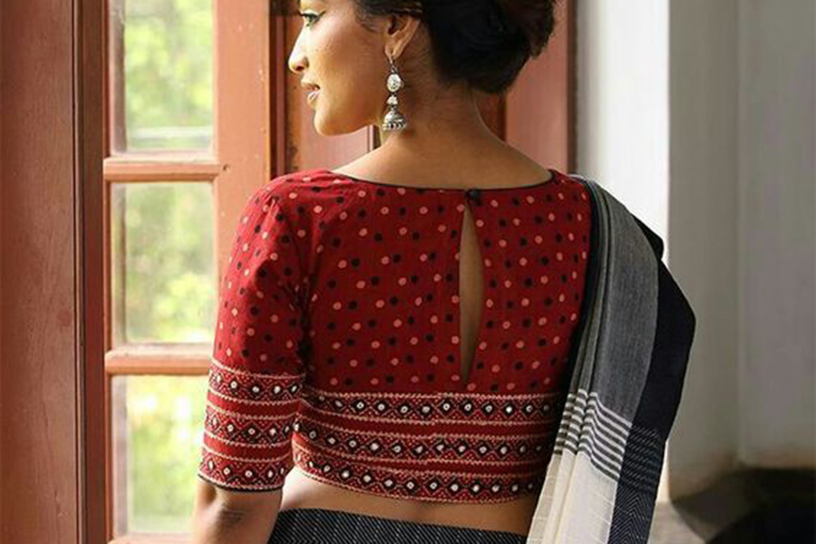 The 11 To Festive Soul Saree Try Season Blouse Designs This Ethnic