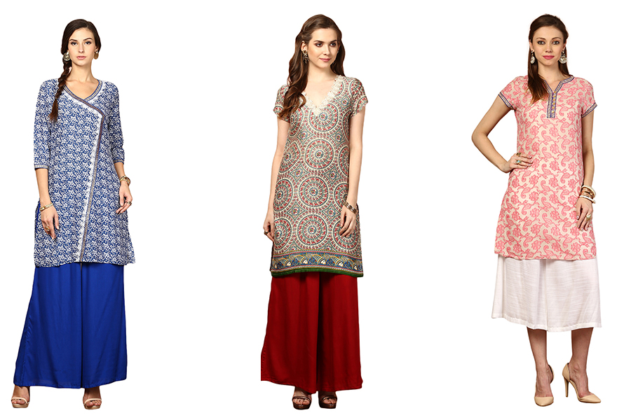 Style Guide How To Choose The Right Printed Kurti For Every Body