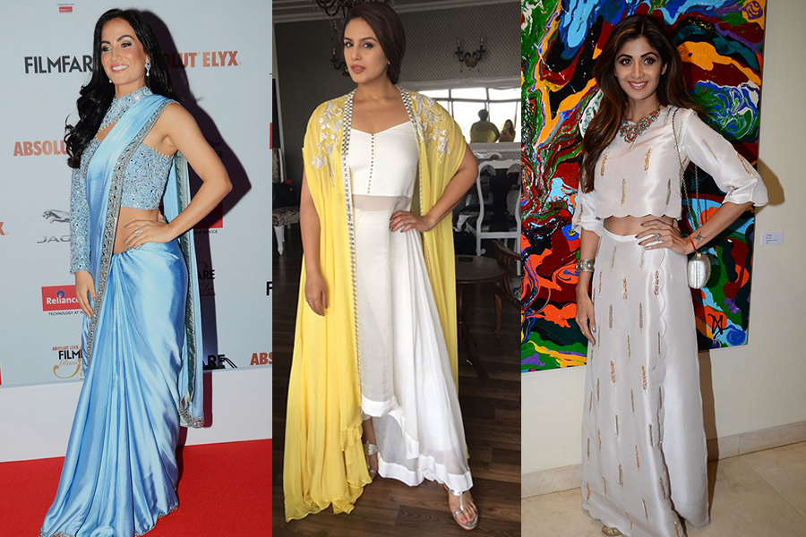 Celebrities In SpottedBollywood Soul Indian Ethnic WearThe toCxshQrBd