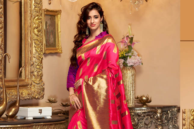 4bfc6c2f16 Wedding Saree Collection For Your Bridal Trousseau | The Ethnic Soul