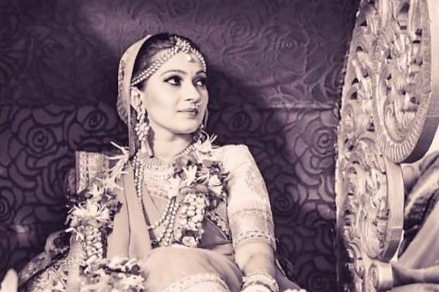 Gujarati bride and wedding rituals
