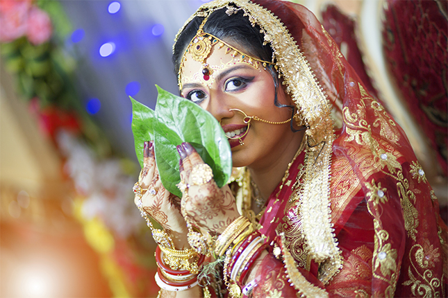 ab6c73bab8d584 Real Brides of India: A Bengali Bride Tells The Story Of Her ...