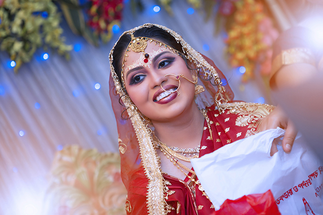 Real Brides of India: A Bengali Bride Tells The Story Of Her