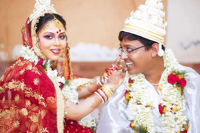 Real Brides Of India A Bengali Bride Tells The Story Of Her